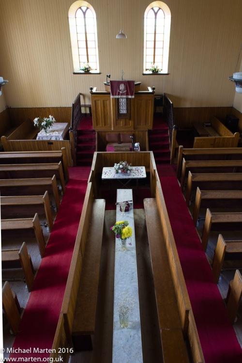 Tobha Mor, Eaglais Na H-Alba/Howmore, Church of Scotland
