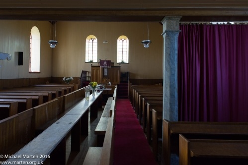 Tobha Mor, Eaglais Na H-Alba/Howmore, Church of Scotland